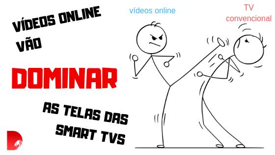 Video online e smart tvs